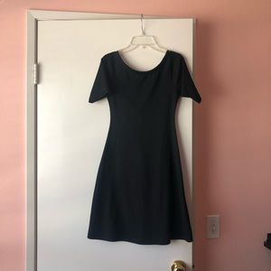 ZARA - black dress (size xs)